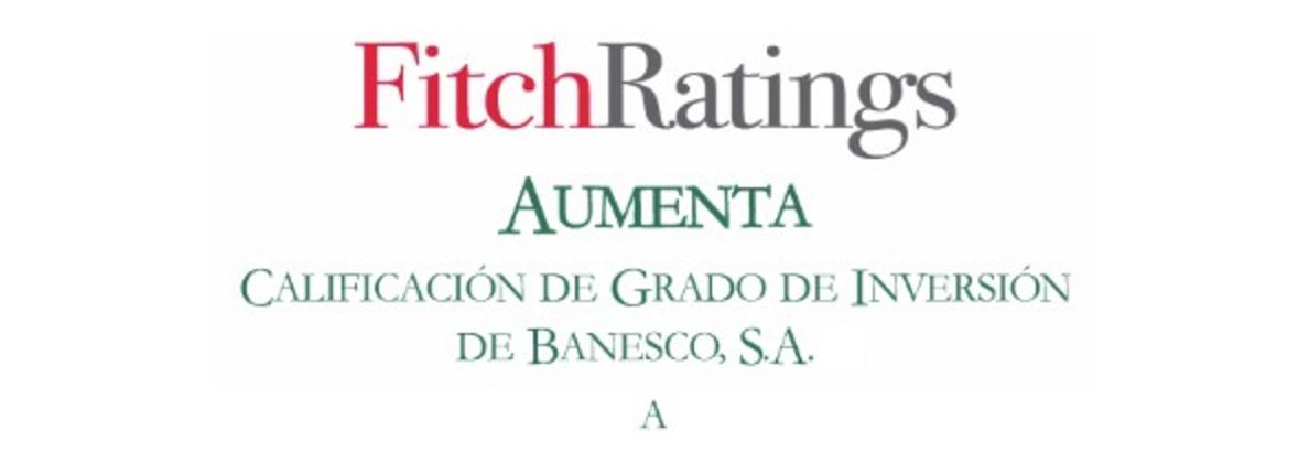Fitch rating banca online cuenta tarjeta hipoteca for Banesco online consulta de saldo cuenta de ahorro